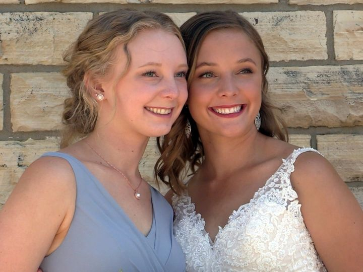 Tmx Sisters 51 1075613 158489523045840 Marion, IA wedding videography