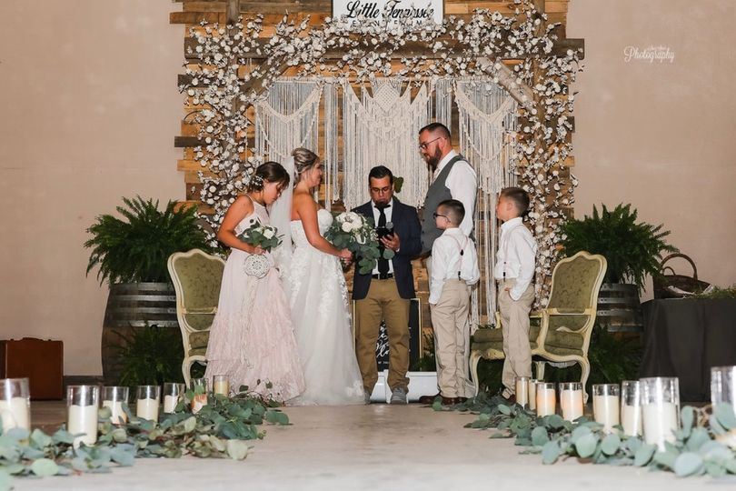 Little Tennessee Event Farm Venue Chesapeake Oh Weddingwire