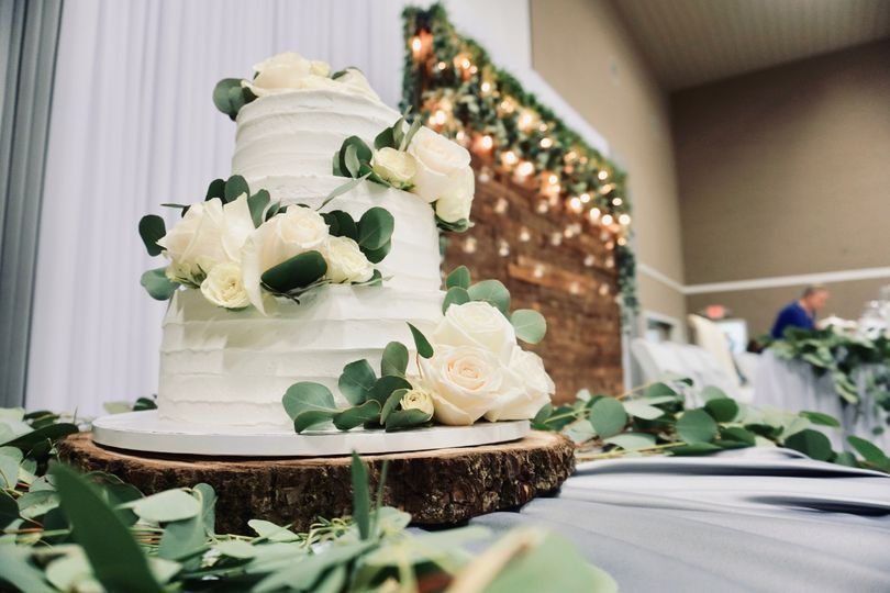 Wedding cakes... mmmm!!