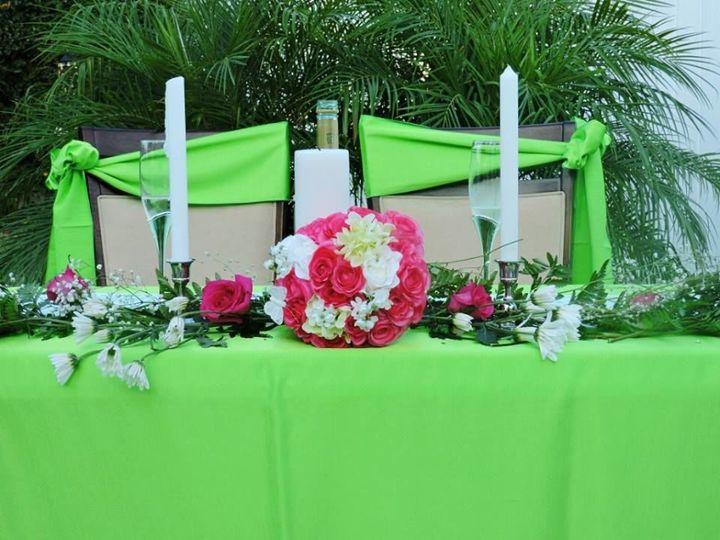 Tmx 1521470188 112d9b446ef85062 1521470188 Bde2728b5e72bfa9 1521470180747 5 Ourweddingheadtabl Wesley Chapel, FL wedding planner