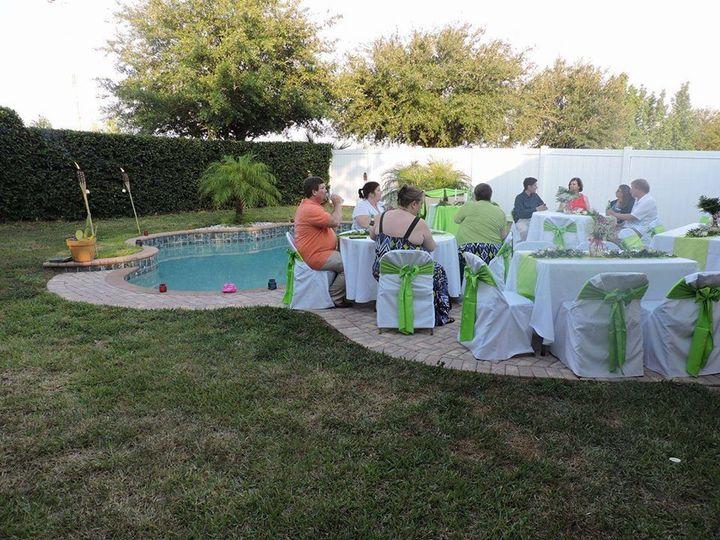 Tmx 1521470672 Bf0a333db27e197f 1521470671 3321cfc9623cc830 1521470662898 12 Backyard Wedding  Wesley Chapel, FL wedding planner