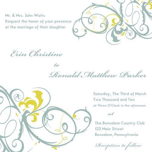Tmx 1269966561065 Invite1 Philadelphia wedding invitation