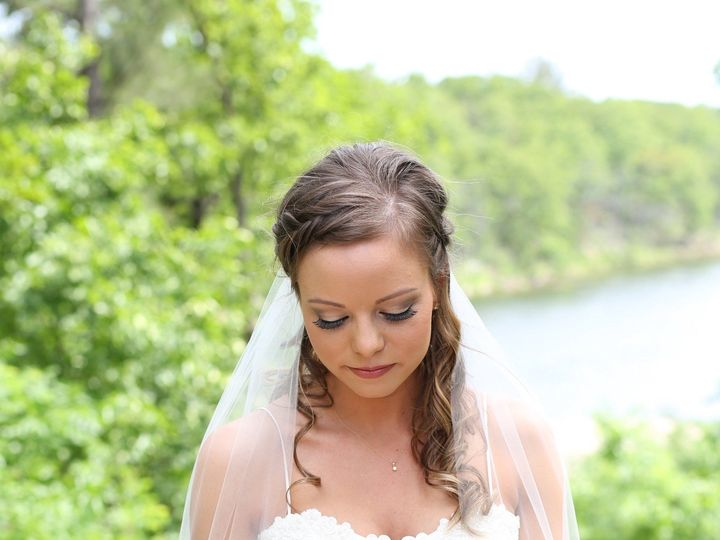 Tmx 1435867295607 Olivia And Luke Married Olivia And Luke Married 08 Tulsa wedding dress