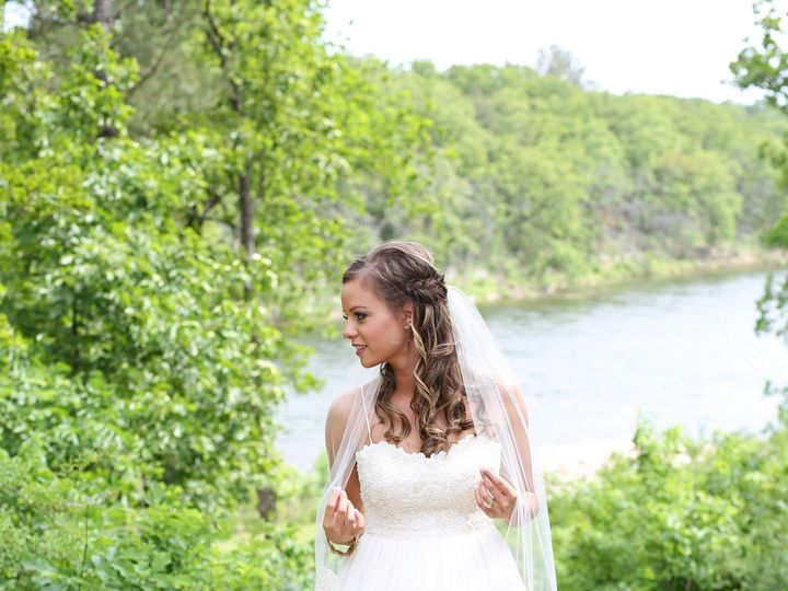 Tmx 1435867316184 Olivia And Luke Married Olivia And Luke Married 08 Tulsa wedding dress
