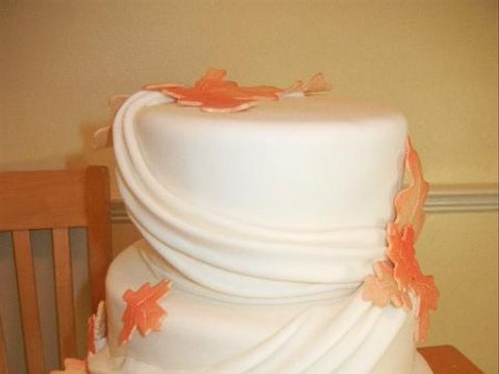 Tmx 1332805344178 3858052020761465433741000022297053954366931596566828n Plainville wedding cake