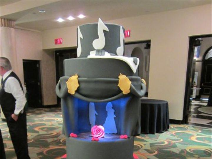 Tmx 1337738516811 IMG01971 Plainville wedding cake