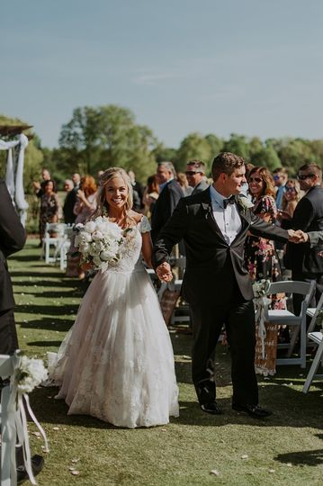 Wedding march| Connection Photography