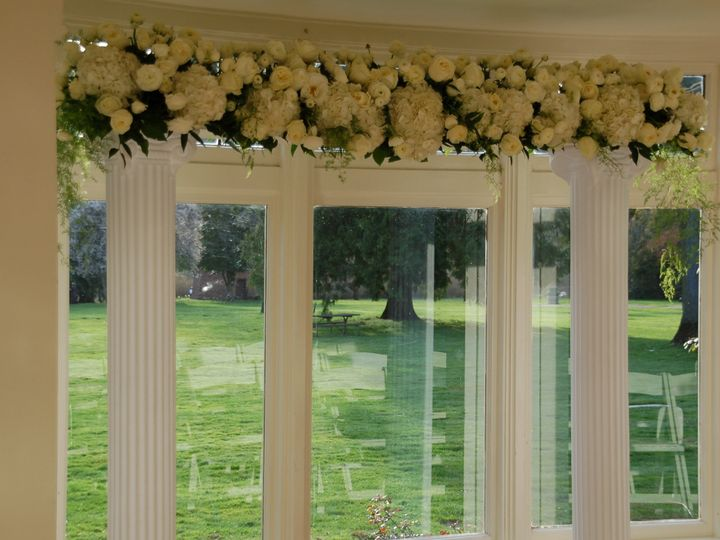 Tmx 1400563629420 Columns Arc Kirkland wedding florist