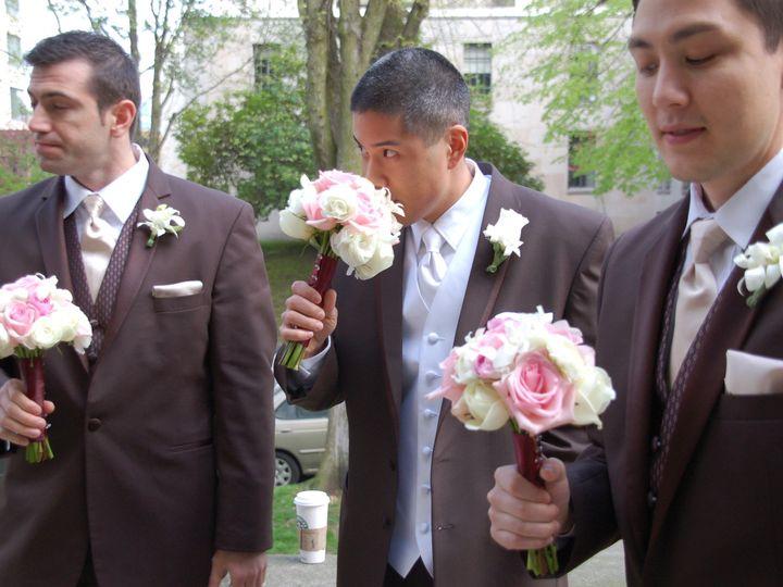 Tmx 1400564957697 Tricias Groomsmen   Cop Kirkland wedding florist