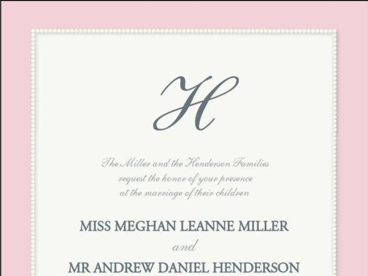 Tmx 1350492236784 PrettyinPearls Dallas wedding invitation