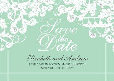 Tmx 1358198149577 SensationalSeafoamCeremony Dallas wedding invitation