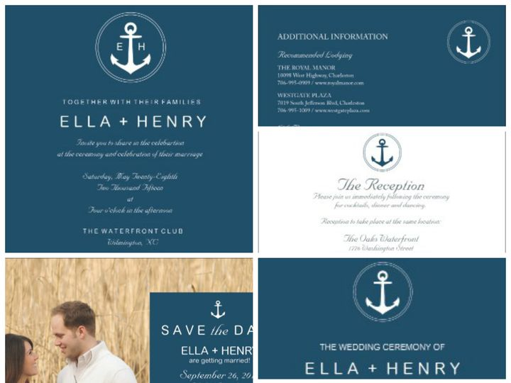 Tmx 1394484114417 Casual Wedding   Love At Se Dallas wedding invitation