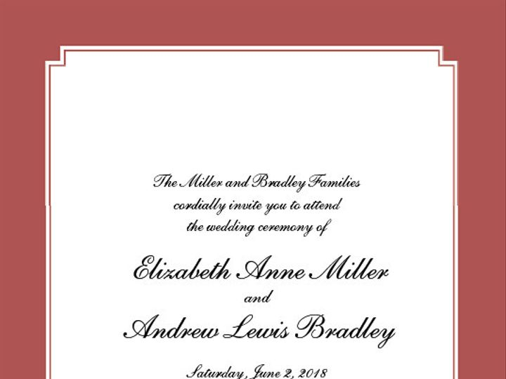 Tmx 1424668182430 Wif148119xx Vf01 1301txt Marsala Dallas wedding invitation