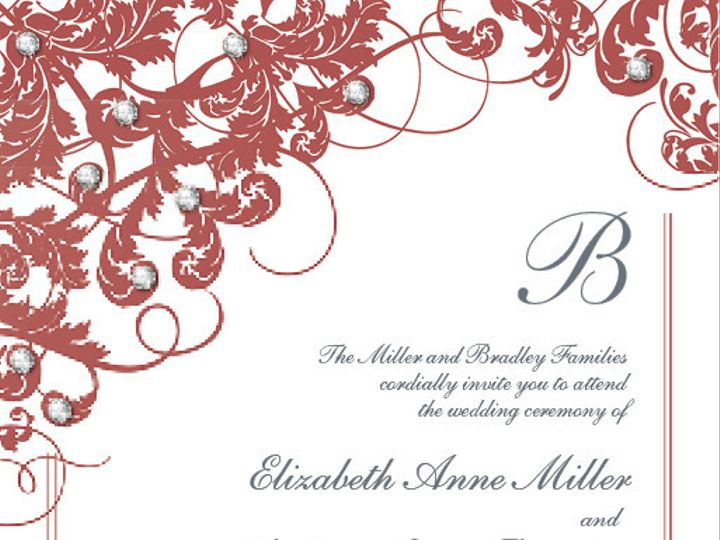 Tmx 1424668485791 Wif148123xx Vf01 1101txt Marsala Dallas wedding invitation