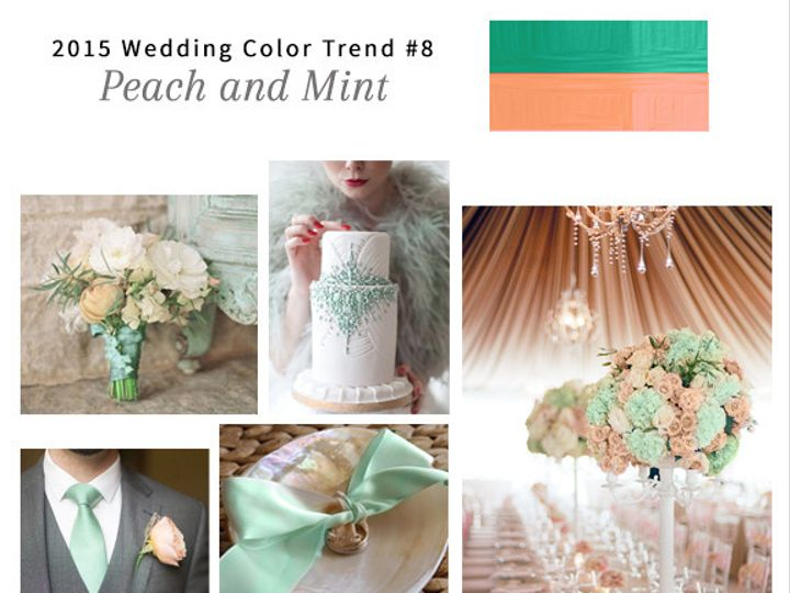 Tmx 1428021471432 8 Peach And Mint Wedding Ideas Dallas wedding invitation