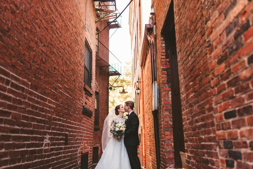Wedding in the North End