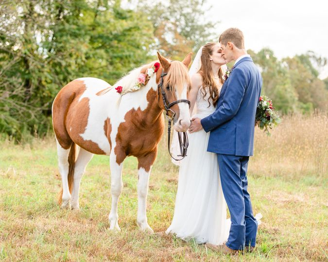 Carroll County Farm Wedding