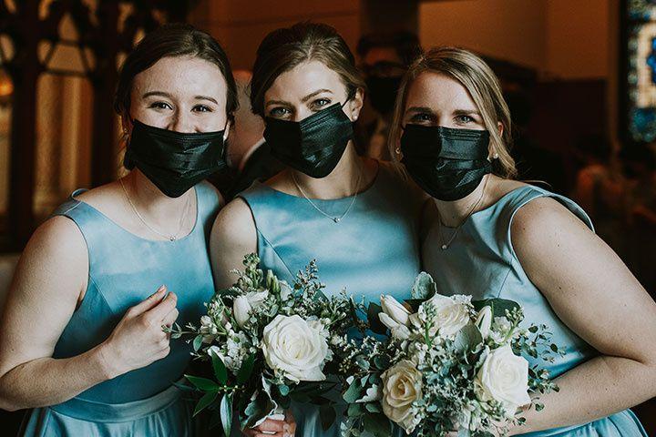 Bridesmaids in 2021