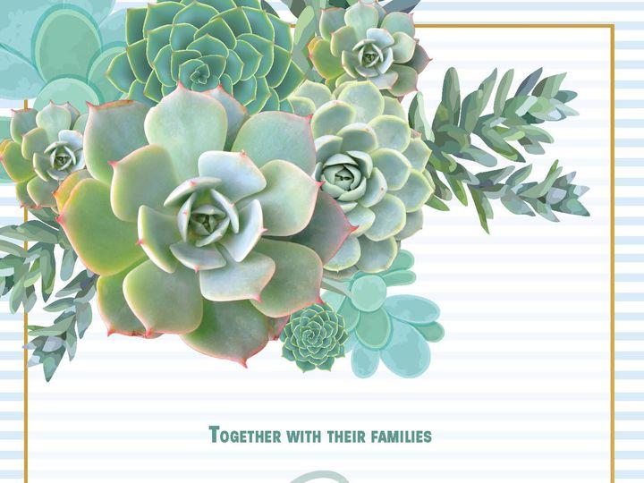 Tmx Hicok Sara Wedding Invite Final Page 1 51 1054713 Independence, IA wedding invitation