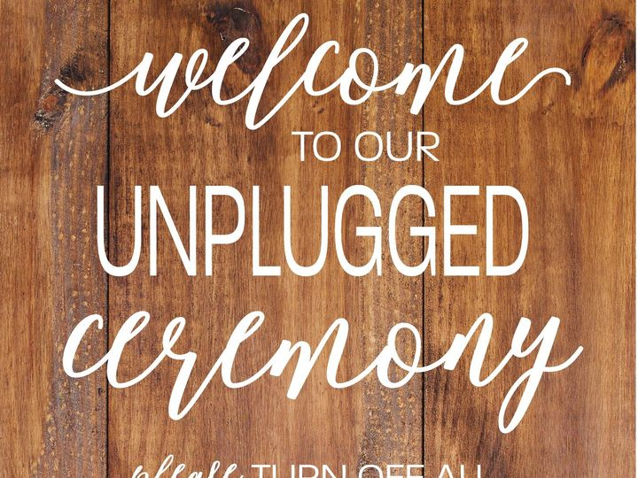 Tmx Musch Holly Unplugged Poster Final 51 1054713 Independence, IA wedding invitation