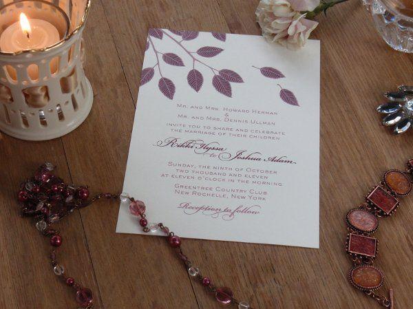 Tmx 1327511432740 RikkiMain Brooklyn wedding invitation