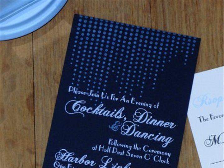 Tmx 1327511764736 Reception Brooklyn wedding invitation
