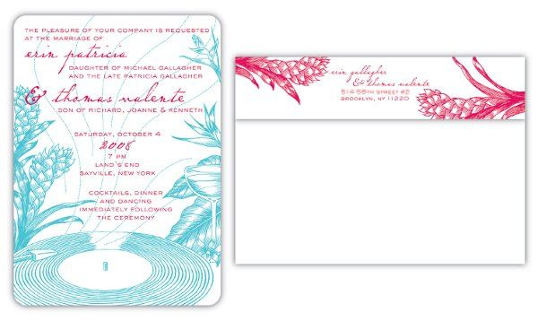 Tmx 1327511988702 WeddingInvitemainxl Brooklyn wedding invitation