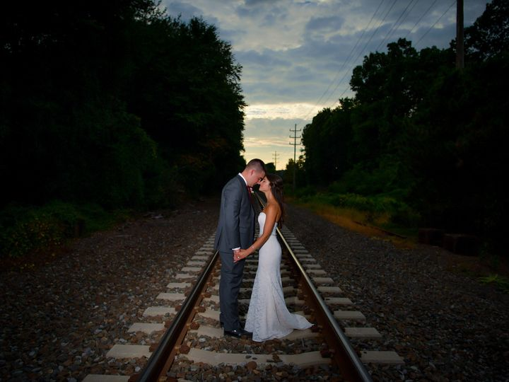 Tmx 1507572200089 Railroad Tracks Bride Groom Nj Wedding Venue Mountain Lakes, NJ wedding venue