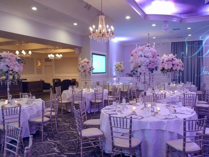 Tmx 1535146354 E73fcc3e2f778bc0 1535146352 53b3c852ffc362b9 1535146346876 5 Ballroom2 Mountain Lakes, NJ wedding venue