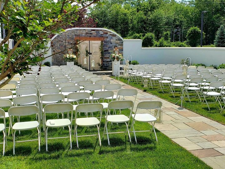 Tmx Outdoor Ceremony 51 945713 157565319291296 Mountain Lakes, NJ wedding venue