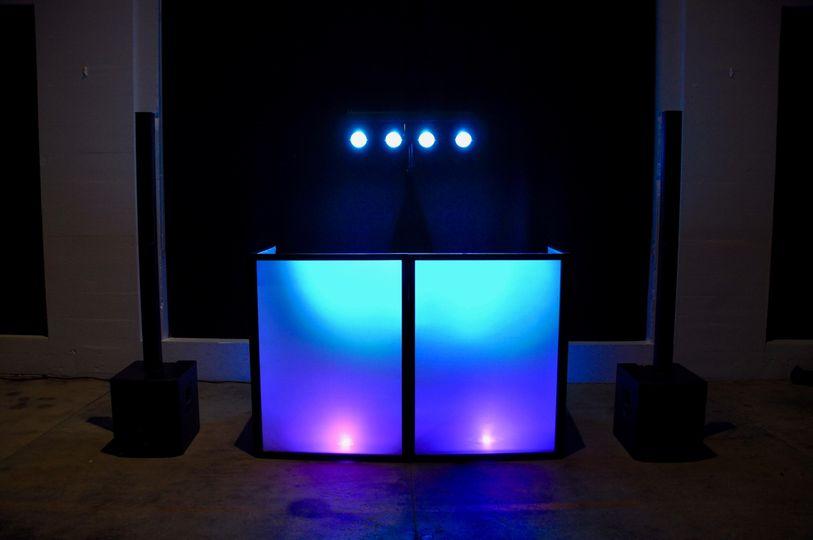 Basic DJ and Lighting