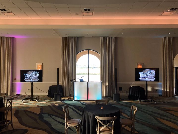 Event Setup with Projection