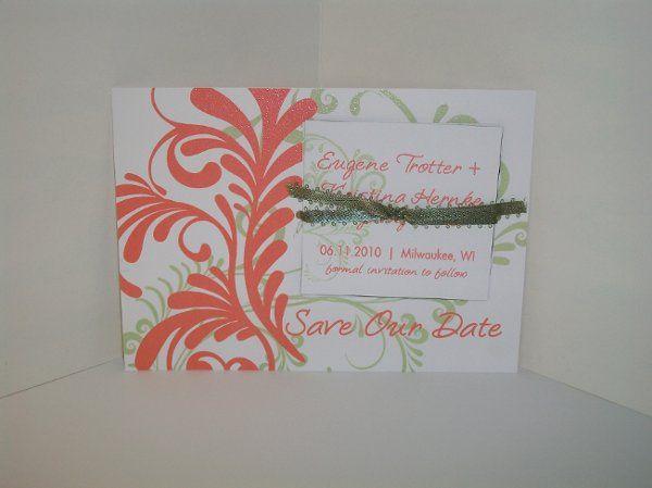 Tmx 1317756652343 1000226 Caledonia wedding invitation