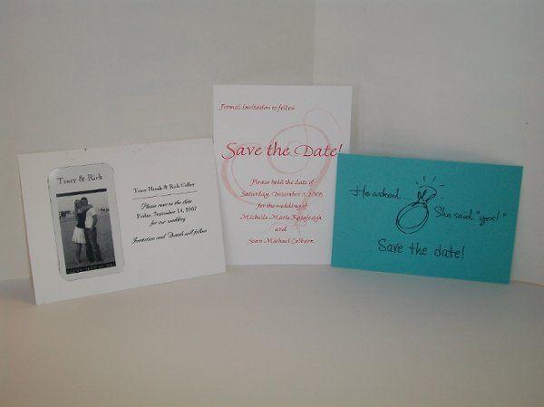 Tmx 1317756699549 1000233 Caledonia wedding invitation
