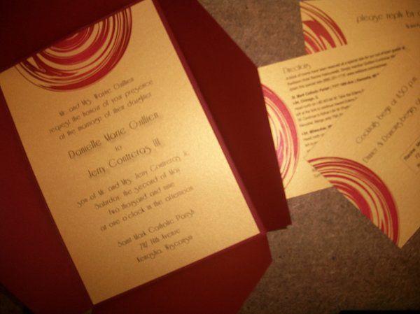 Tmx 1317757128316 1000062 Caledonia wedding invitation