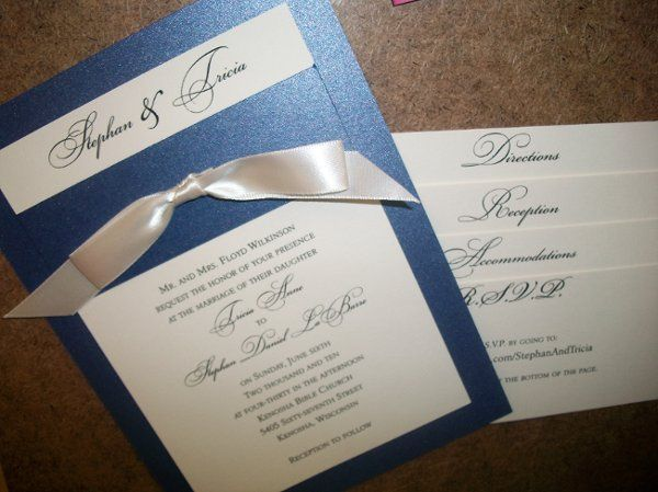 Tmx 1317757143838 1000065 Caledonia wedding invitation