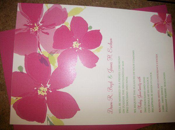 Tmx 1317757145335 1000064 Caledonia wedding invitation
