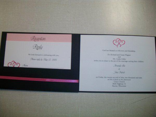 Tmx 1317757389819 1000072 Caledonia wedding invitation