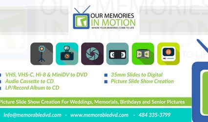 Our Memories in Motion 1