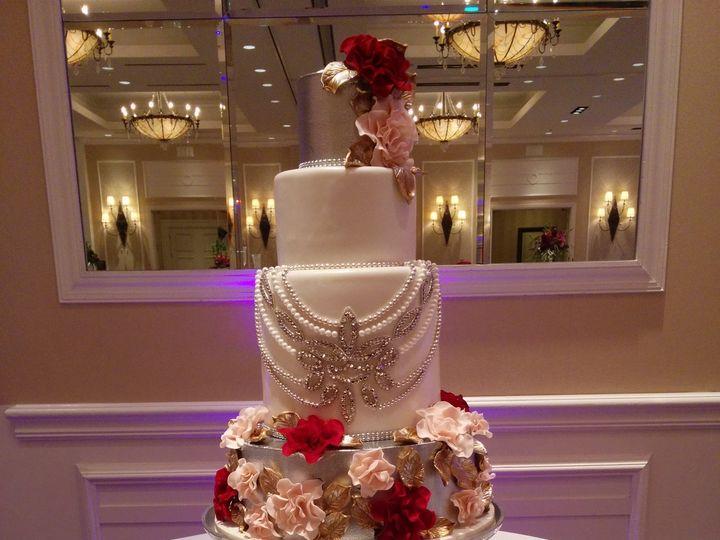 Tmx 1447796221637 Img20150523154208 Norman wedding cake