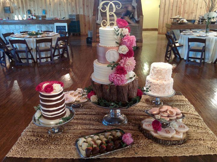 Tmx 1447796300580 Img20150613175333 Norman wedding cake