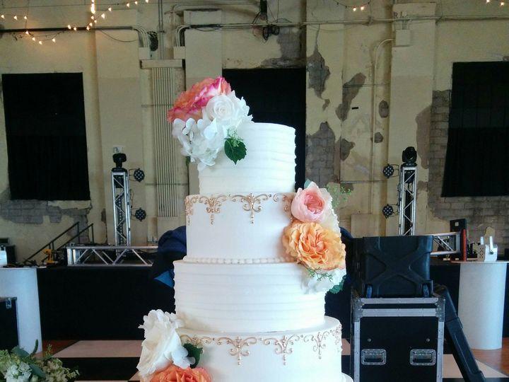 Tmx 1447796334129 Img20150801153820 Norman wedding cake