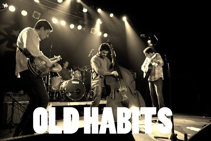 Old Habits - playing NC for almost 2o years.  Book them for YOUR wedding!