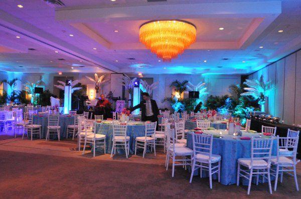 Tmx 1237572703426 LEDLightingCB12FtlGrand Fort Lauderdale wedding eventproduction