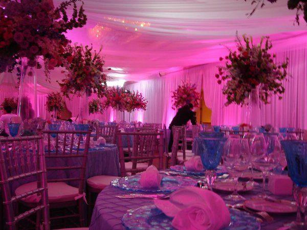 Tmx 1237573262598 LEDlightingpink Fort Lauderdale wedding eventproduction