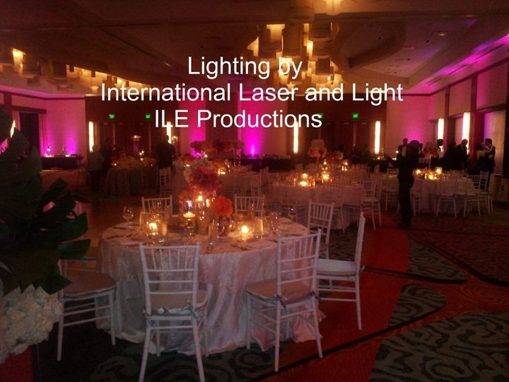 Tmx 1363023168821 WirelessLEDuplightinghotpink Fort Lauderdale wedding eventproduction