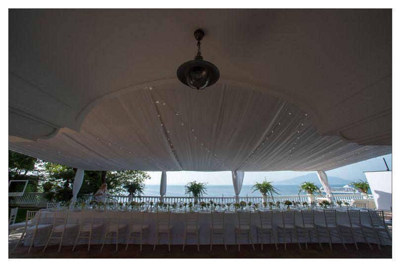 Sorrento wedding chairs