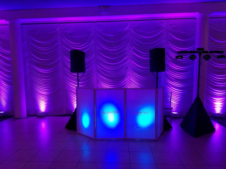 We offer up lighting packages