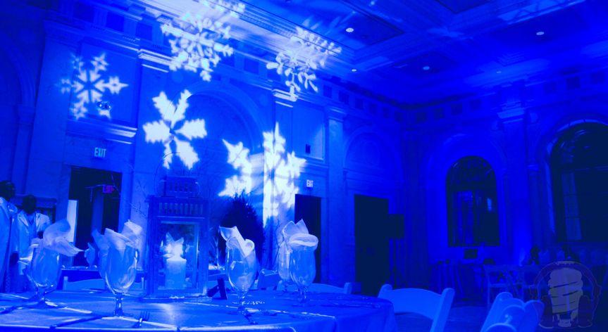 Snowflakes lights