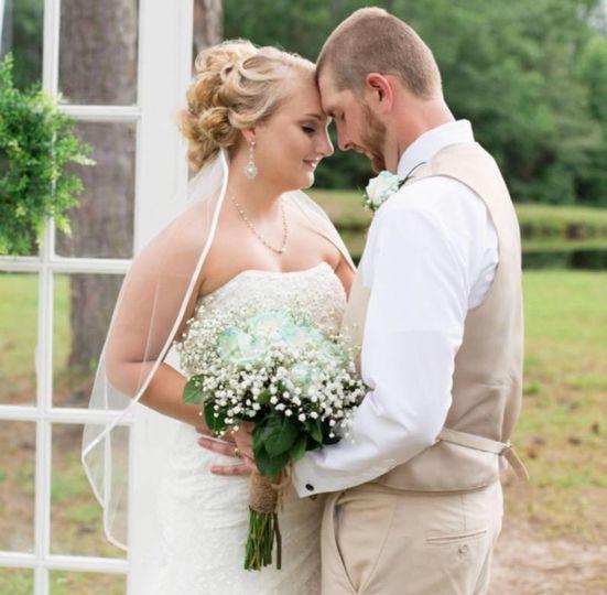 Gates County, NC Wedding